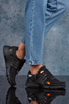 DARK SEER Siyah Unisex Sneaker AIR.DS