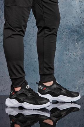 DARK SEER Siyah Beyaz Unisex Sneaker DS.MJ1902
