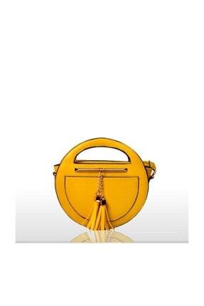 Dsn Kadın Çanta Sarı