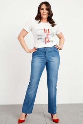 Moda İlgi Modailgi Beş Cep Normal Paça Pantolon Laci