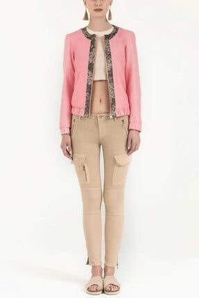 Societa Kadın Taş Renk Pantolon