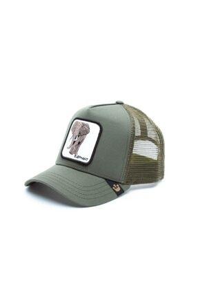 Goorin Bros Şapka Elephant Yeşil