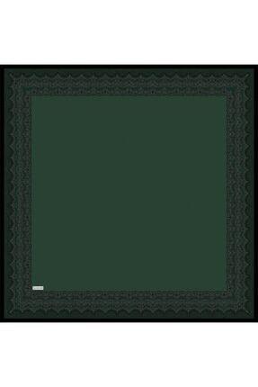 Sarar Kenarı Yaldızlı Duz Renk Ipek Esarp 1682-10