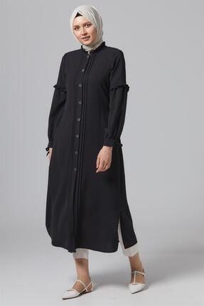 Tuğba Pardesü-siyah-tk-u7222-9