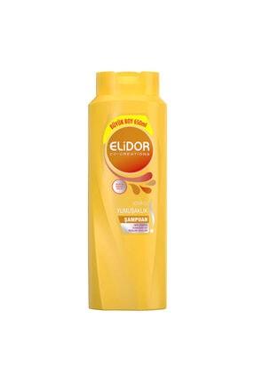 Elidor Ipeksi Yumuşaklık Saç Bakım Şampuanı 650 ml