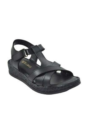 Punto 390112 Kadın  Sandalet -  - Siyah - 40