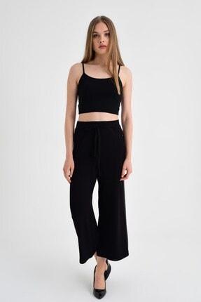 Jument Kadın Siyah Pantolon 49001