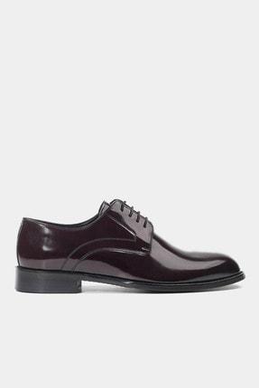 Hotiç Hakiki Deri Bordo Erkek Klasik Ayakkabı