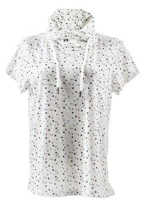 Letoon J5 Kadın Tişört - Beyaz