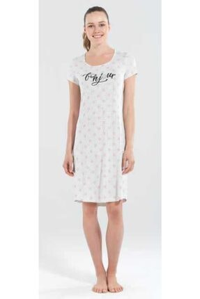 Blackspade Kadın Puantiyeli Gecelik Elbise