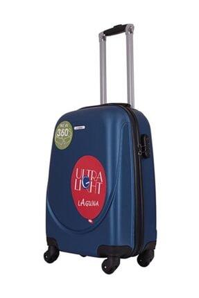 Laguna Mavi Unisex Orta Boy Valiz & Bavul Hbv00000Mjr99