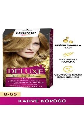 Palette Deluxe 8-65 Kahve Köpüğü