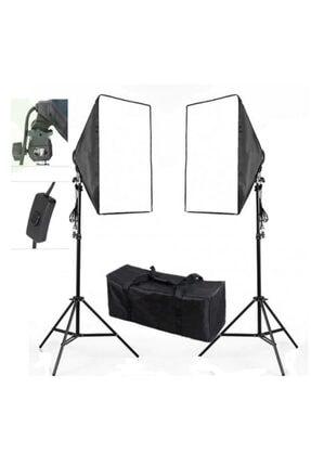 Online Satış Için Ürün Işıklandırma Softbox, Işık Seti 6971009023665