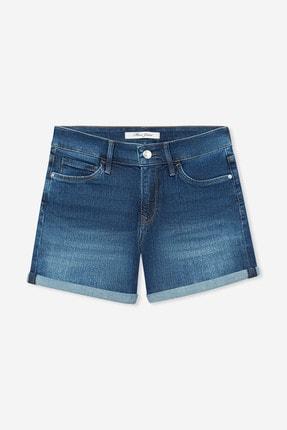 Kadın Vanna Vintage Jean Şort 1413328586