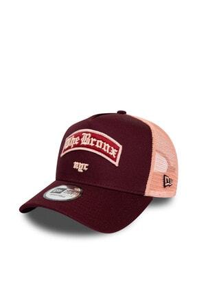 New Era The Bronx Nyc Pink A-frame Trucker Şapka 12285546