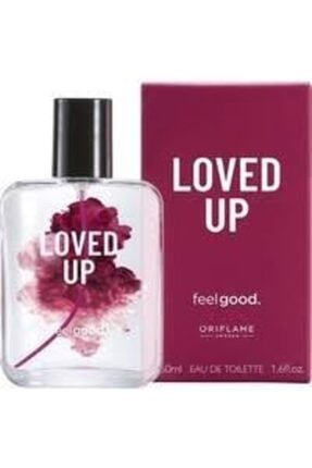 Oriflame Loved Up Feel Good Edt 50 ml Kadın Parfüm 8681541010752