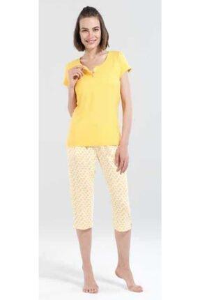 Blackspade Kadın Kapri Pijama Takımı