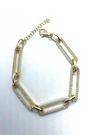 Altın Zincir Bileklik B30