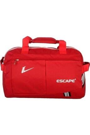 Escape  Yeni Sezon Kırmızı Unisex Spor Seyahat Çantası