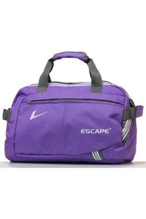 Escape  Mor Unisex Spor Seyahat Çantası