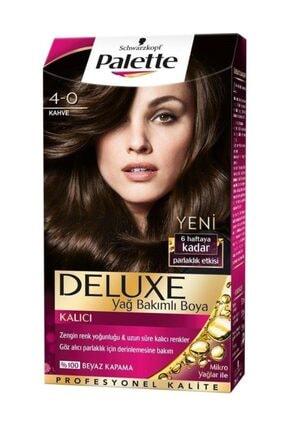 Palette Deluxe Kit Kahve (4.0) Saç Boyası