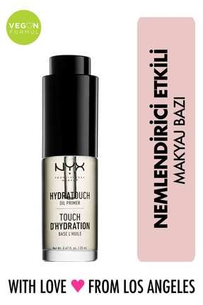 NYX Professional Makeup Besleyici Makyaj Bazı - Hydra Touch Oil Primer 20 ml 800897090692