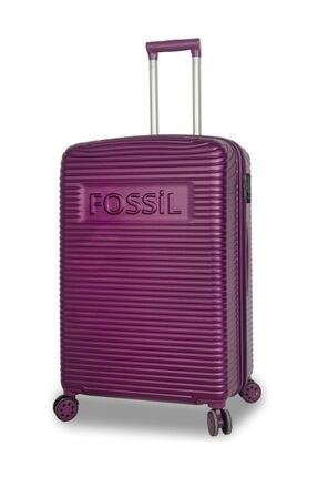 Fossil Mor Unisex Büyük Boy Valiz B-FSLVLZ-1129
