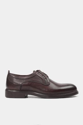 Hotiç Hakiki Deri Kahve Erkek Günlük Ayakkabı