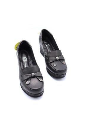 Mammamia D19ka-45-z Kadın Deri Ayakkabı