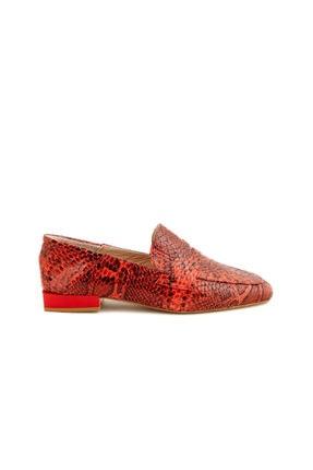 Rouge Kirmizi Yilan Kadın Casual Ayakkabı  201Rgk105 267