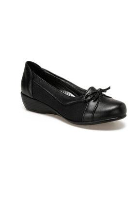 Polaris 161006.Z Siyah Kadın Ayakkabı