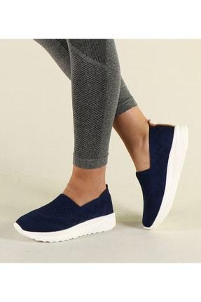 Derigo Lacivert Kadın Ayakkabı 191 102-Z