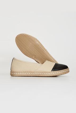 Letoon Kadın Bej Günlük Ayakkabı 2078