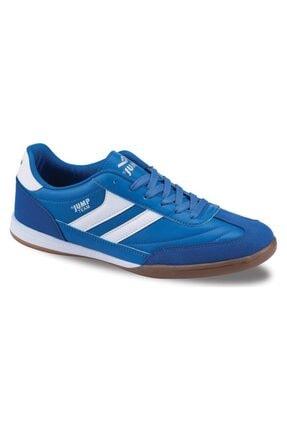 Jump 18089 Mavi Kaydırmaz Taban Futsal-indoor Spor Ayakkabı