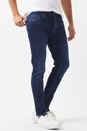 Erkek Skinny Mavi Jeans Pantolon 0DR5177K139