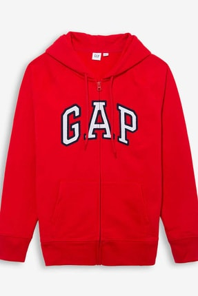Gap Kadın Logo Kapüşonlu Sweatshirt 585415