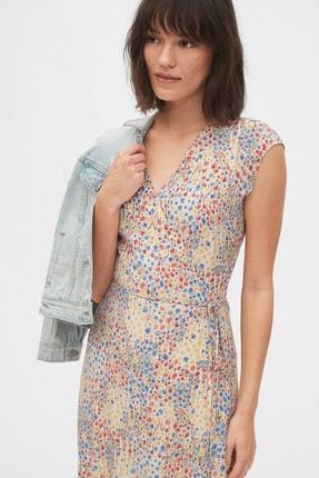 Gap Kadın Anvelop Midi Elbise 583070