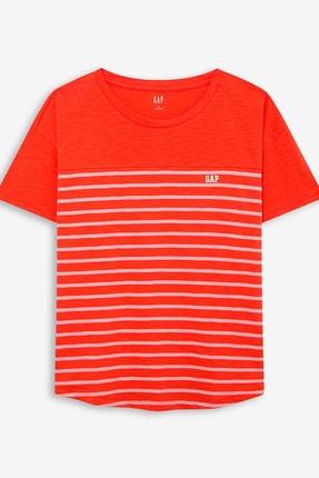 Gap Kadın Logo Kısa Kollu T-Shirt 585420