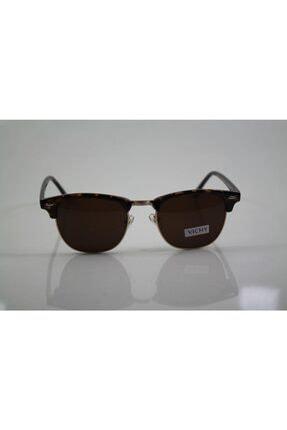 Vichy Unisex Kahverengi Güneş Gözlüğü Le-19-05 C1 54-17 145