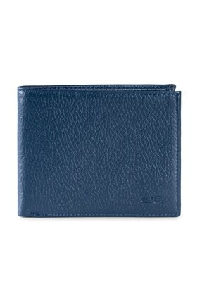 Deri Company Blue Hakiki Erkek Deri Cüzdan (2365l)
