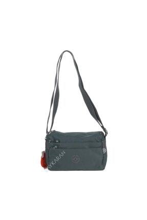 Smart Bags Küçük Boy Postacı Kadın Çantası 1006 05 Haki