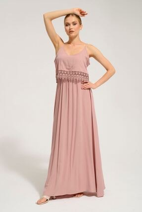 Batik Kadın Pembe Elbise