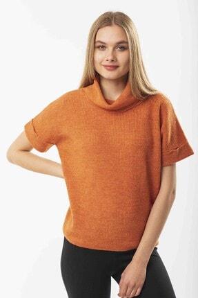Stamina Kadın Oranj Kazak