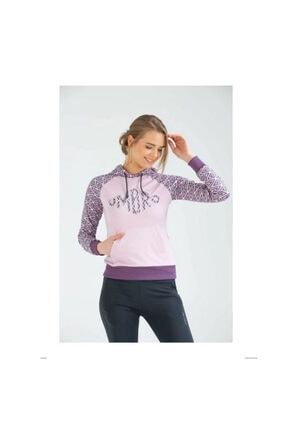 Umbro Kadın Pembe Macy Sportswear Sweatshirt (vc0013-07)