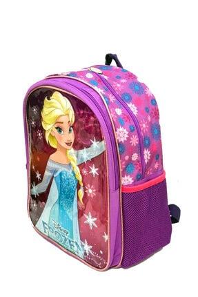 Hakan Çanta Frozen Lisanslı Okul Çantası Mor