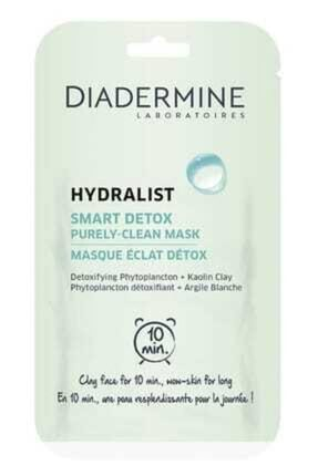 Diadermine Hydralist Detox Cilt Maskesi 8 ml 3178041332835