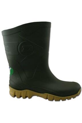 Dunlop Unisex Yeşil Kısa Çizme