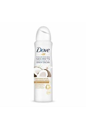 Dove Kadın Deodorant Coconut  150 Ml (2 Adet)