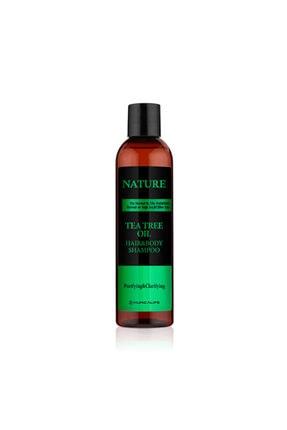 Hunca Nature Çay Ağacı Saç Ve Vücut Şampuanı 350 Ml - Şampuan 27525