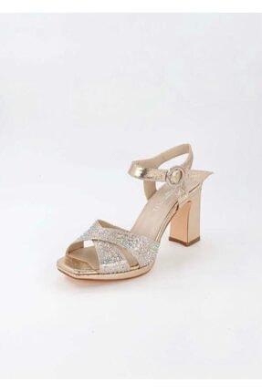 Kriste Bell Dore Taşlı Kadın Ayakkabı 20991